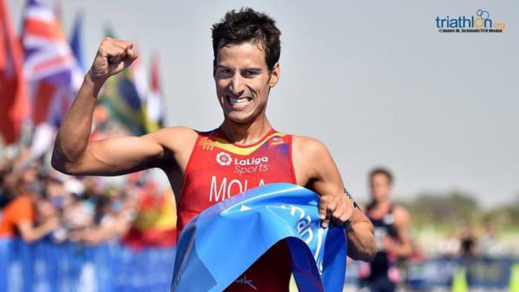 Mario Mola assoit sa domination sur les World Series´19 dès la première épreuve