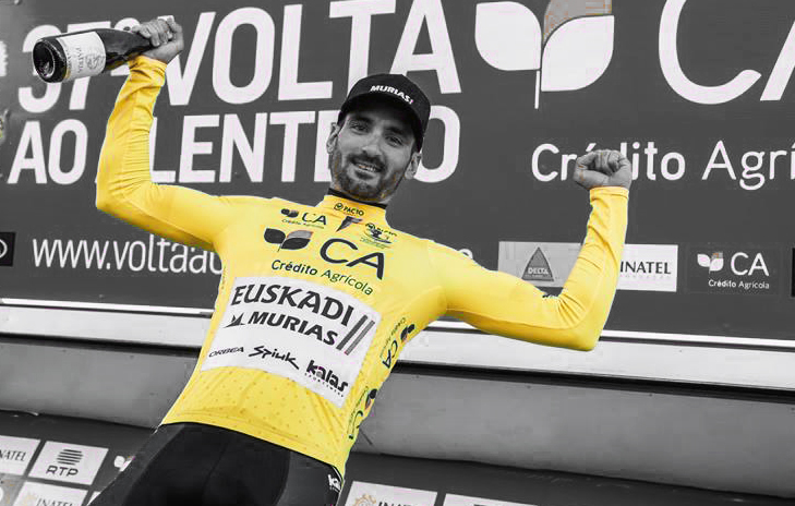 Enrique Sanz (Euskadi-Murias) win at Alentejo